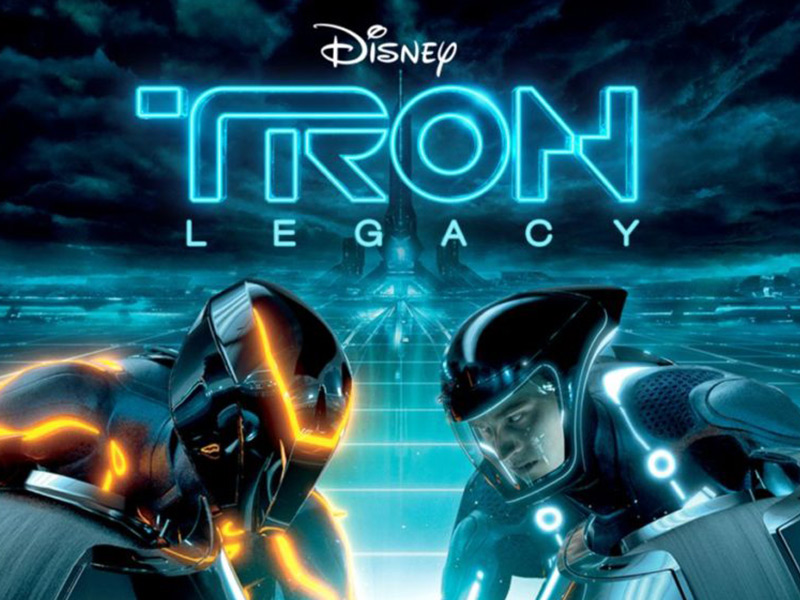 Tron 3 / The Wolfman